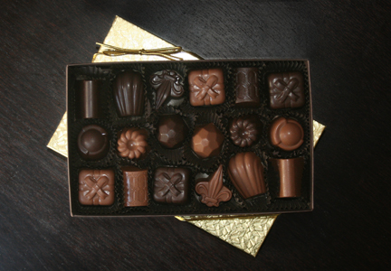Medium Truffle Box