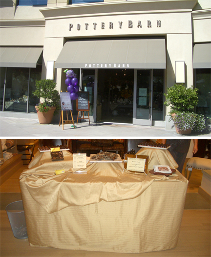 Pottery Barn Event