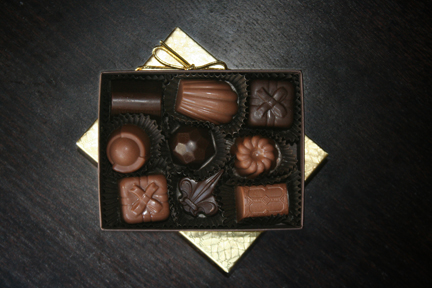 Small Truffle Box