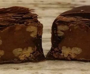 Chocolate Turtle Bars