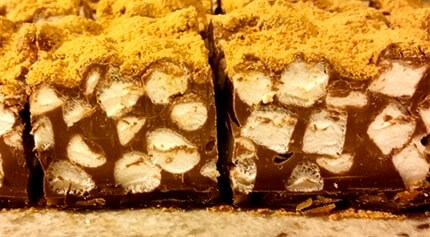 Smores Toffee USE