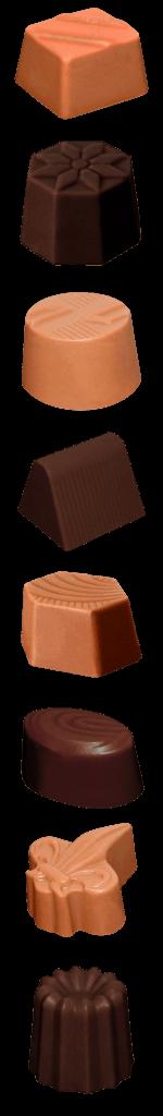 8 chocolates – minis