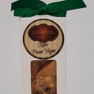 Pecan Vegan Toffee – 1/4 Pound Box
