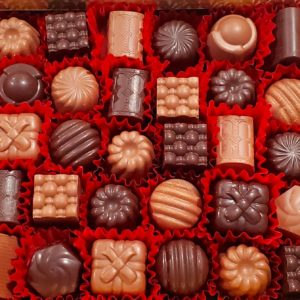 2020 Fall Large Assorted Truffle Box