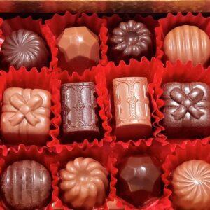 2021 Fall Medium Assorted Truffle Box